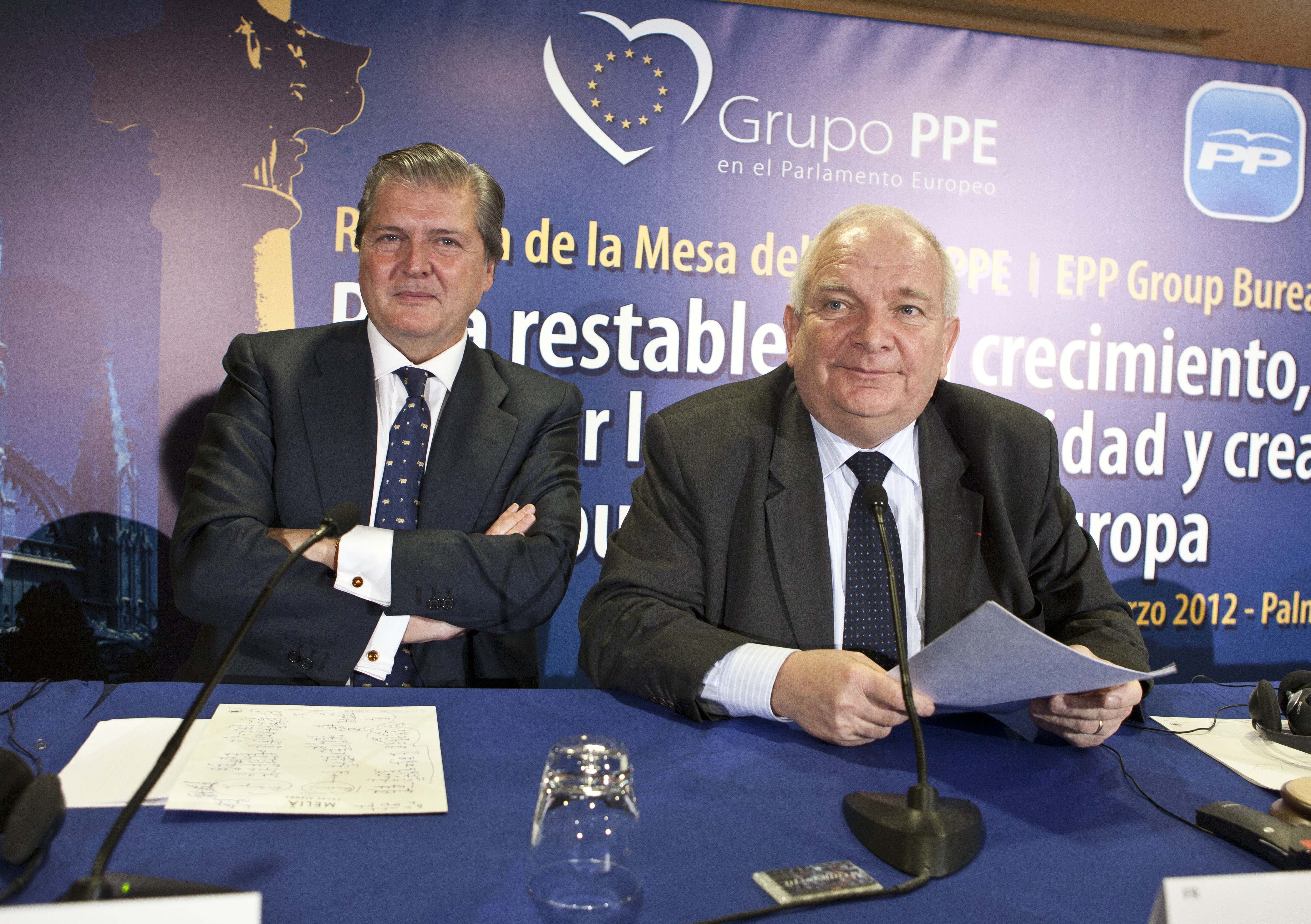Epp group bureau meeting in palma de mallorca epp group in the