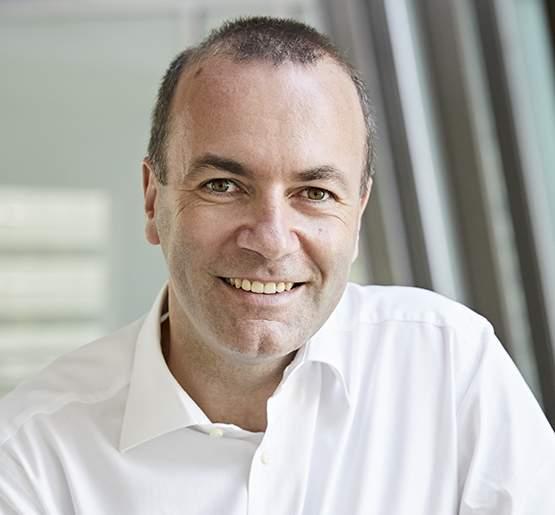 EPP Group Chairman Manfred Weber