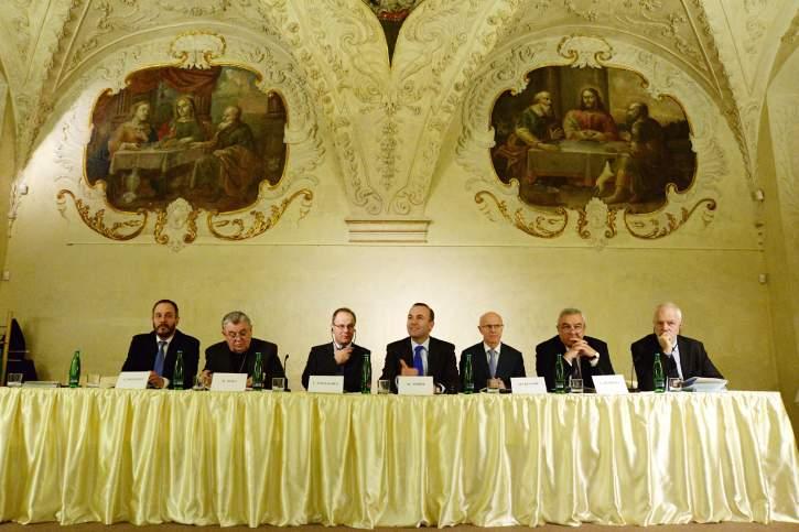 EPP Group Bureau Meeting, Prague