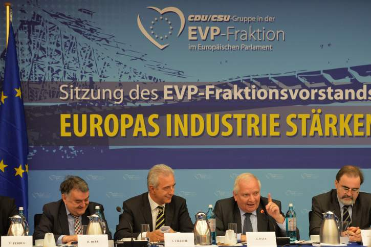 EPP Group Bureau Meeting in Dresden