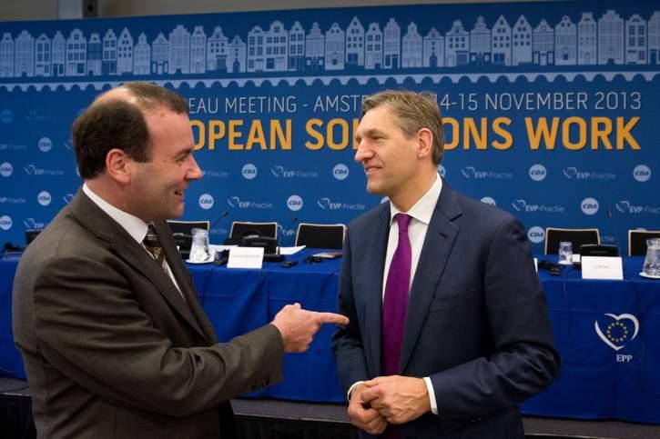 EPP Group Bureau Meeting in Amsterdam