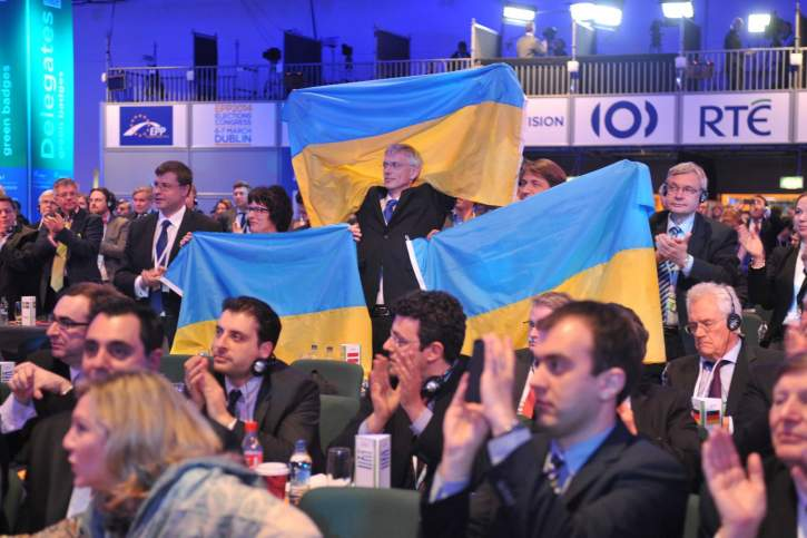 EPP Congress in Dublin