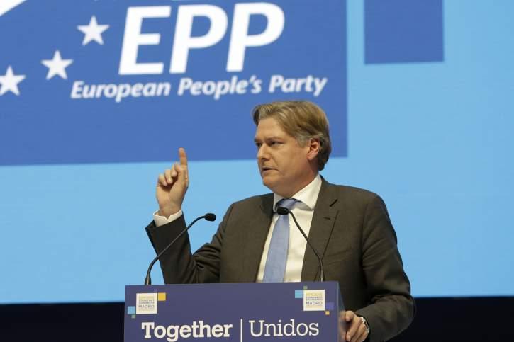 EPP Congress in Madrid