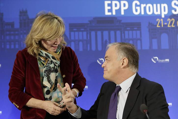EPP Group Study Days in Madrid