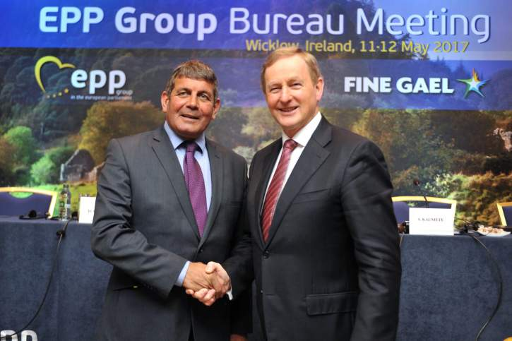 EPP Group Bureau Meeting