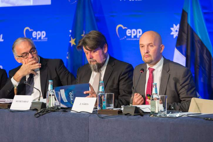 EPP Group Bureau Meeting in Tallinn, Estonia