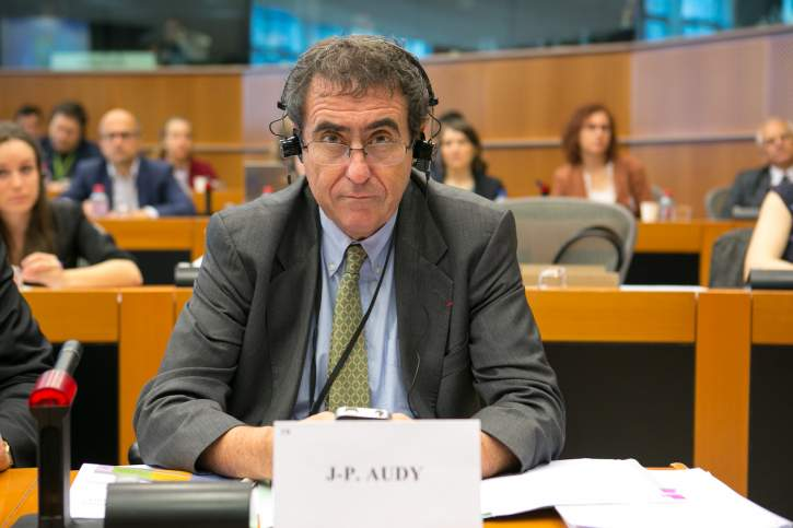 EPP Group Hearing on the Internal Energy Market - Jean-Pierre Audy MEP