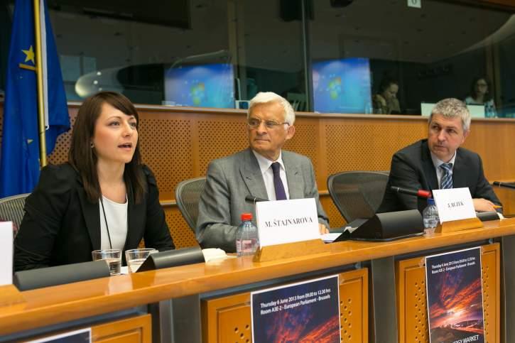 EPP Group Hearing on the Internal Energy Market - A consumer-oriented Internal Energy Market