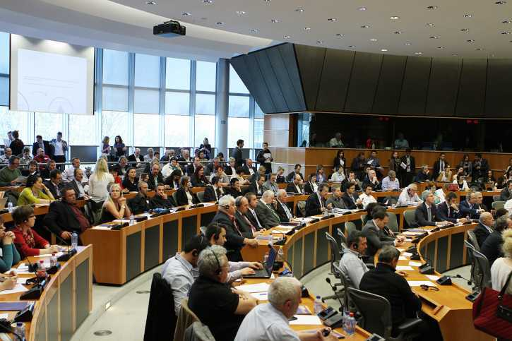 Hearing on the protection of traditional minorities