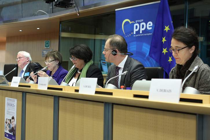 Hearing on the implementation of the Erasmus+ Programme