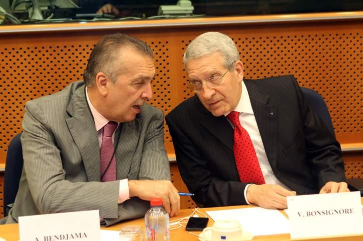 EPP Group meets Euromed Ambassadors