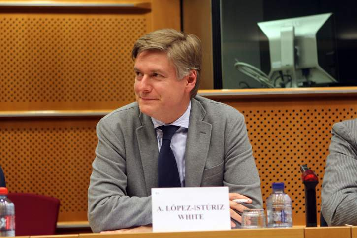EPP Group meets Euromed Ambassadors - Antonio López-Istúriz White MEP