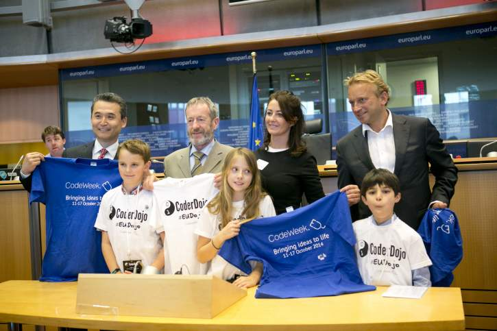 EU Dojo Event in the EP | EPP Group in the European Parliament