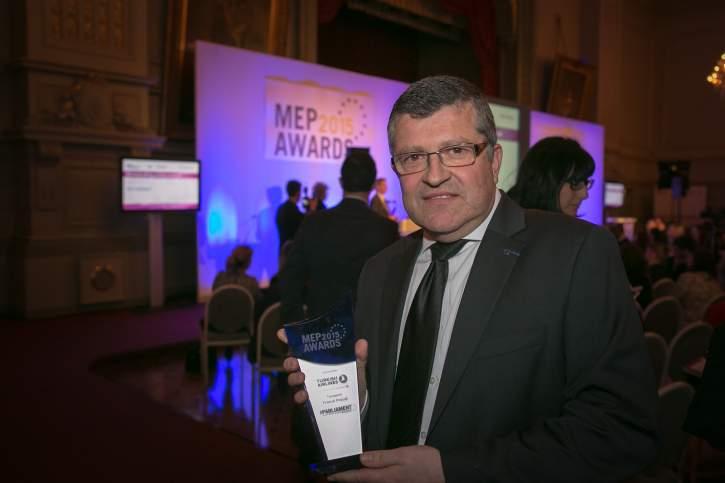 MEP Awards 2015