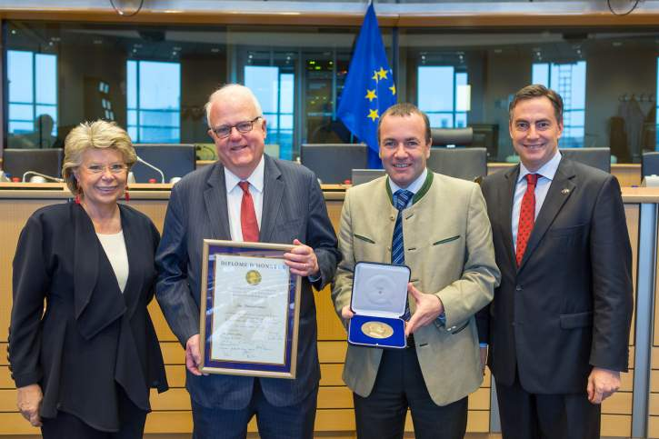 Schuman Medal