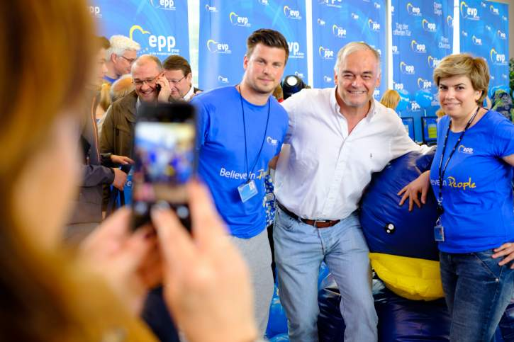 Journée Portes ouvertes du Parlement européen