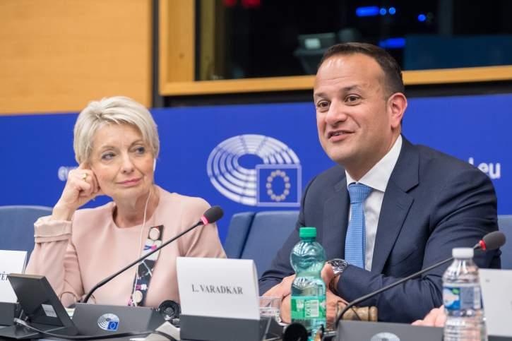 Visit of the Irish Taoiseach to the EP