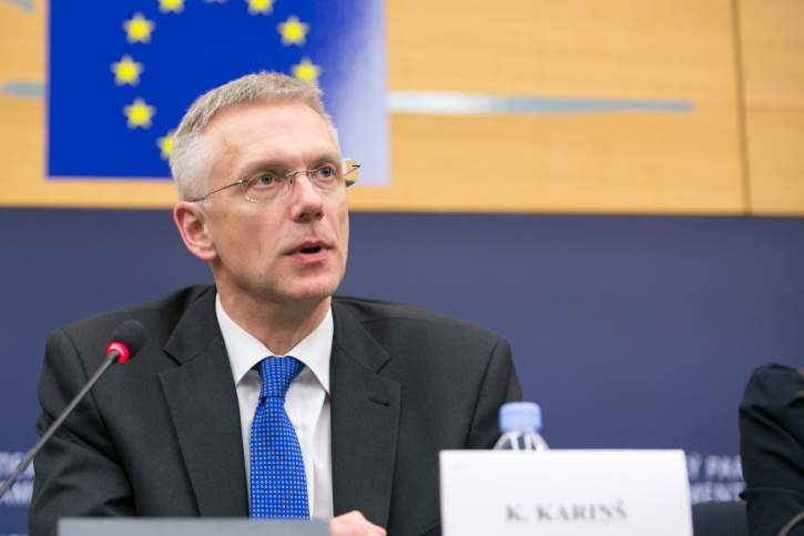 Press conference on the Anti-Money Laundering Directive