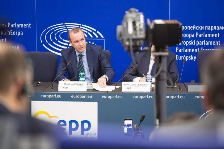 EPP Group Plenary Briefing