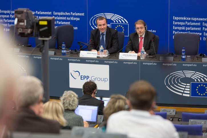 EPP Group June Plenary Briefing