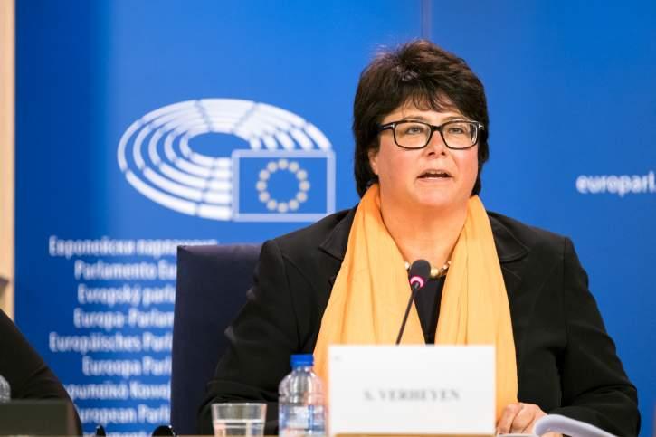 Pressekonferenz zur Richtlinie über audiovisuelle Mediendienste