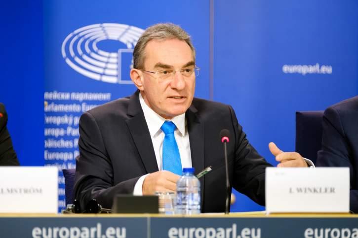 Pressekonferenz zur Verordnung über Mineralien aus Konfliktgebieten