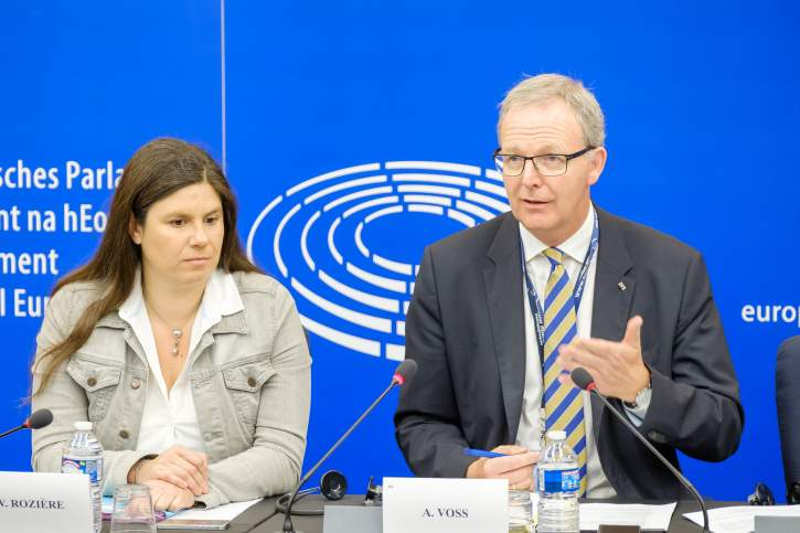 Press conference on the Copyright Directive
