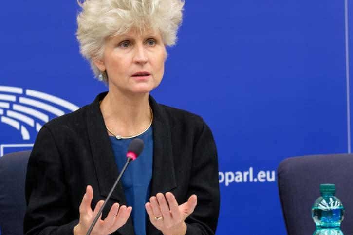Pressekonferenz über den Beitritt der EU zum Übereinkommen von Istanbul