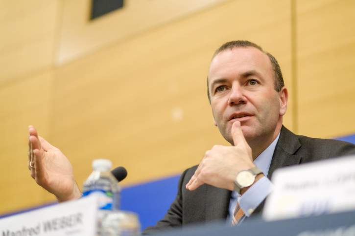 Pressebriefing der EVP-Fraktion zur zweiten Oktober-Plenarsitzung