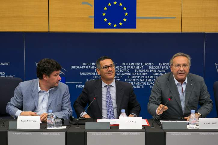 Press conference on the CAP reform: consequences for Italy