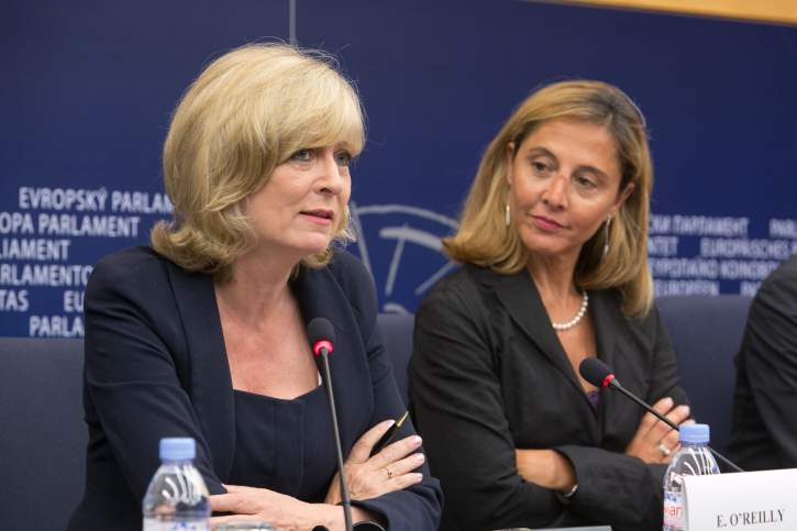 Press conference on the election of the European Ombudsman