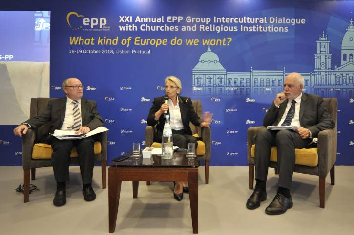 XXI Annual EPP Group Intercultural Dialogue with Churches and Religious Institutions