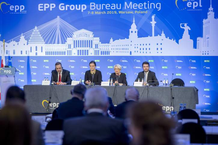 Bureau Meeting in Warsaw