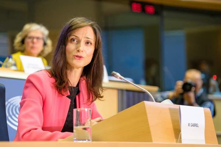 Hearing of Commissioner-designate Mariya Gabriel