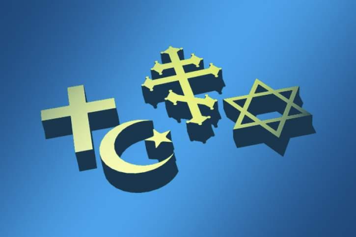 Intercultural dialogue logo