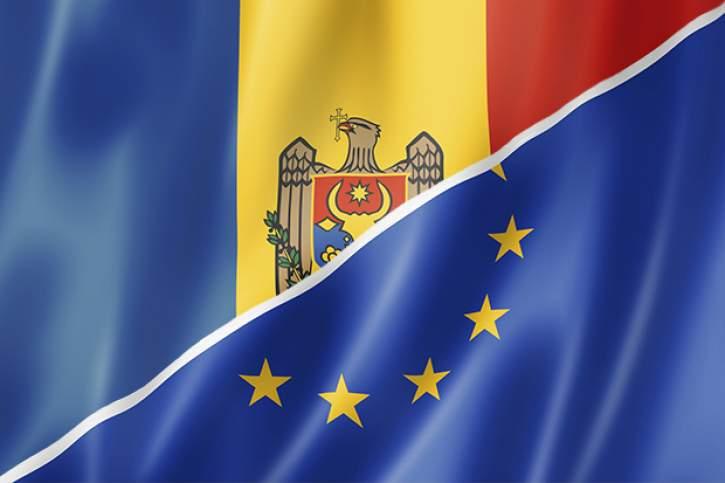 Moldovan Flag