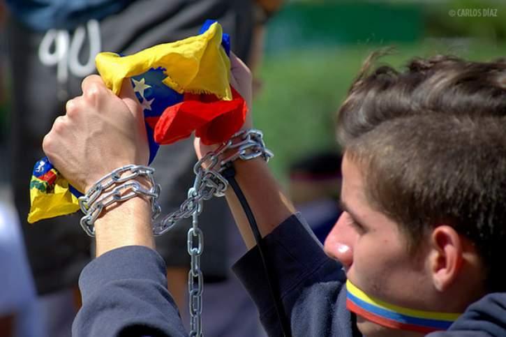 Protests in Venezuela [nid:45136]