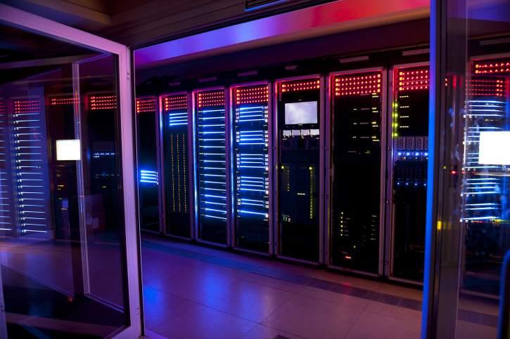 hi tech data centre