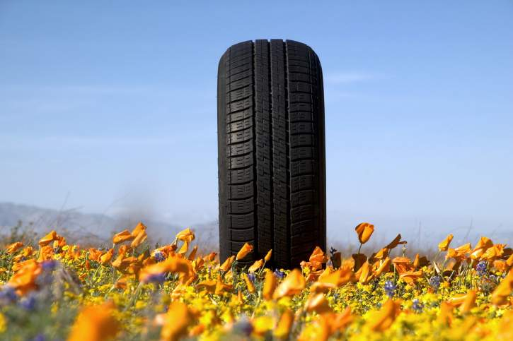 Tyre labeling laws helping reduce emissions