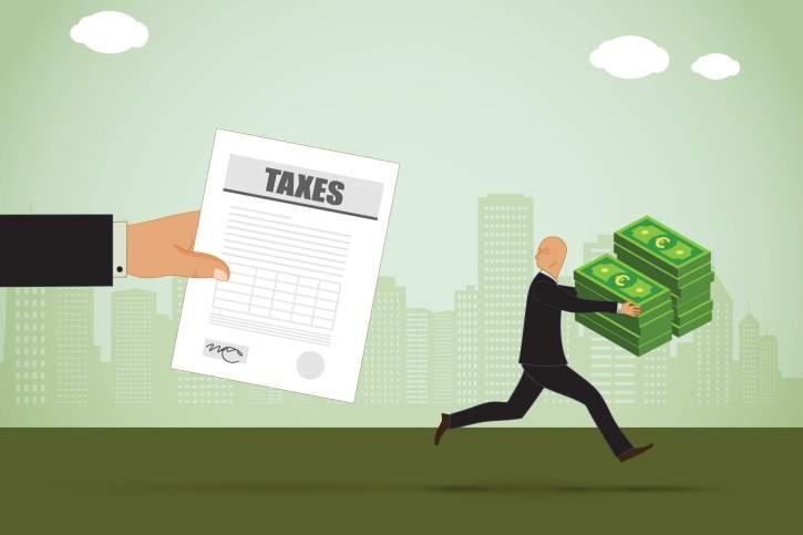 Illustration of tax avoidance