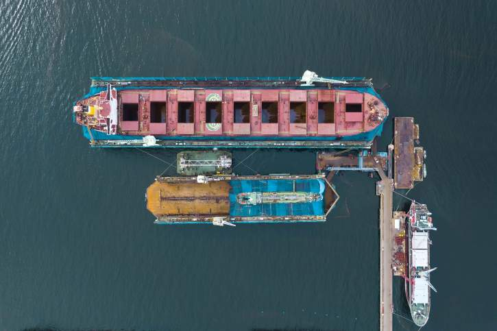 ship pollution