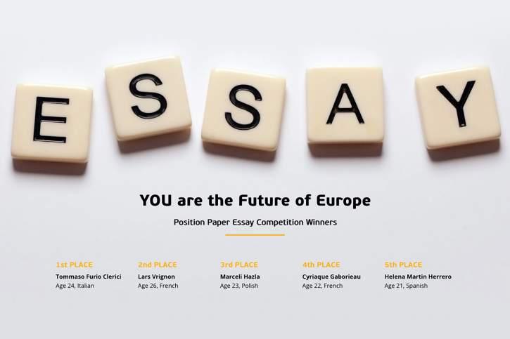 EPP Group Essay Winners 2021