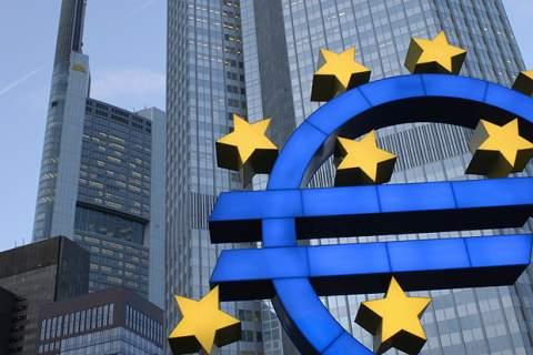 Frankfurt, EZB, Banking & Euro