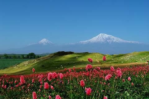 Mountain Ararat, Armenia