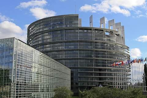 European Parliament is Strasbourg