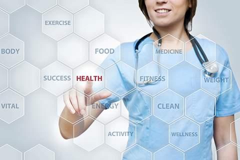 Medical touchscreen