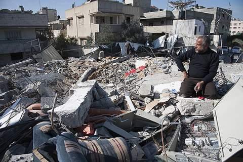 Middle East, Gaza, Israel, Palestine, ruins