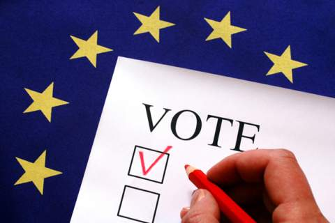 Europe vote election