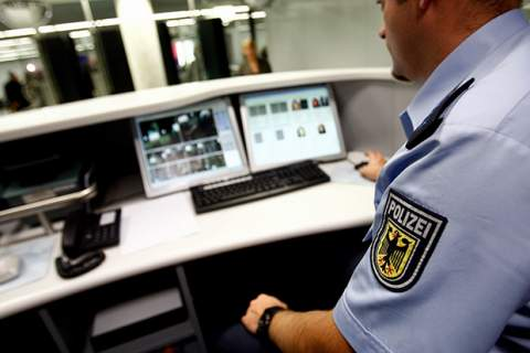 German Federal Police Test New Biometric Border Control