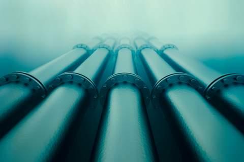 Underwater pipelines